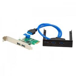 i-tec USB 3.0 Extension kit zestaw karta PCI Express 4 x USB