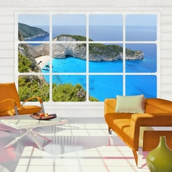 Fototapeta - okno na świat