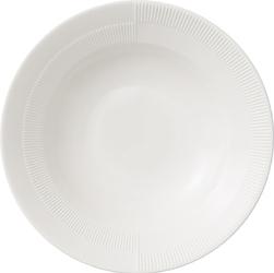 Talerz głęboki Duet Rosendahl biała porcelana 21234
