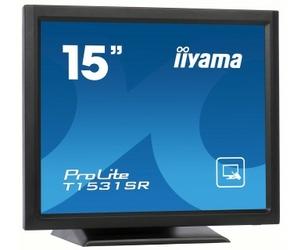 Monitor LED IIYAMA T1531SR-B3 15 dotykowy - Szybka dostawa lub możliwość odbioru w 39 miastach