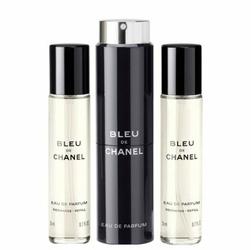 Chanel Bleu de Chanel M woda perfumowana 3x20ml