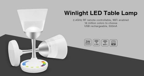 Winlight Ozdodna żarówka w kształcie kieliszka na wino - FUT080A