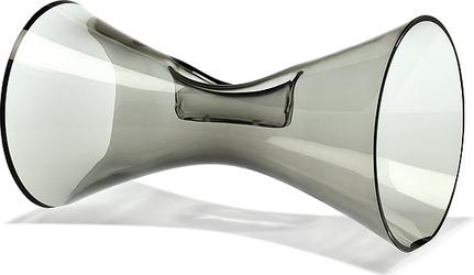 Wzmacniacz dźwięku do telefonu Urania przydymione szkło
