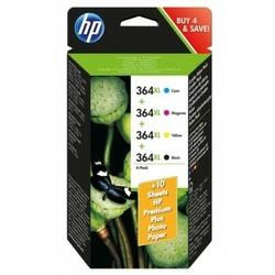 Tusze Oryginalne HP 364 XL N9J74AE komplet - DARMOWA DOSTAWA w 24h