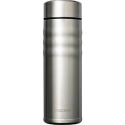 Stalowy kubek termiczny 500 ml z wewnętrzną powłoką ceramiczną Kyocera Twist Top MB-17SSS