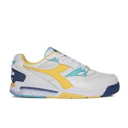 Sneakersy diadora rebound ace - żółty