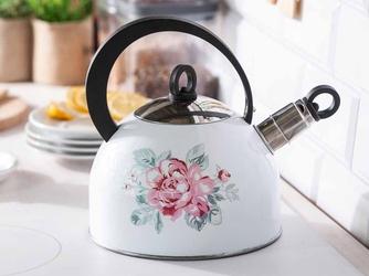 Czajnik nierdzewny na gaz i indukcję altom design róża paryska 2,5 l