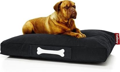 Legowisko dla psa doggielounge stonewashed duże czarne