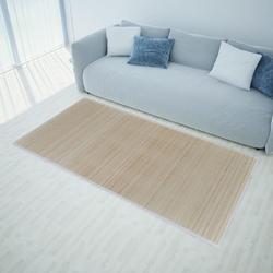 Vidaxl prostokątne, naturalne maty bambusowe, 2 szt., 120 x 180 cm