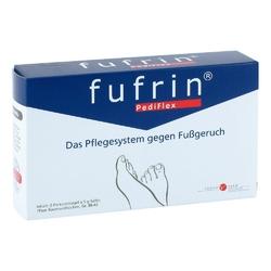 Fufrin pediflex pflegesyst. maść + skarketka rozm.38-42