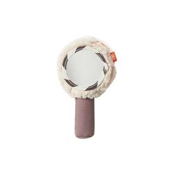 Grzechotka-piszczek z lusterkiem done by deer - różowa