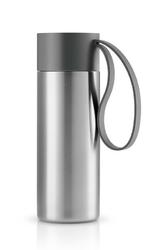 Kubek termiczny To Go Cup z szarym uchwytem