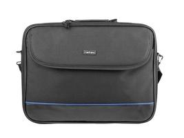 Natec torba notebook impala black-blue 15,6