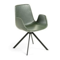 Krzesło yasmin zielone