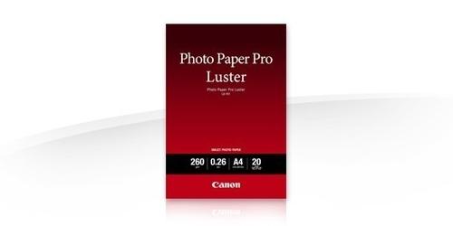 Canon papier lu-101, a4 20szt 260gm 6211b006