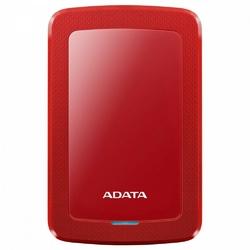 Adata Zewnętrzny dysk DashDrive HV300 1TB 2.5 USB3.1 Czerwony