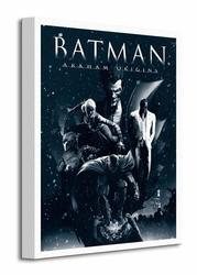 Batman Arkham Origins Montage - Obraz na płótnie