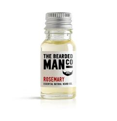 Bearded man co - olejek do brody rozmaryn - rosemary 10ml