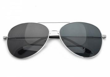 Okulary aviator pilotki przeciwsłoneczne dr-3124-c9