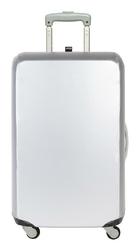 Pokrowiec na walizkę LOQI Mettalic Silver