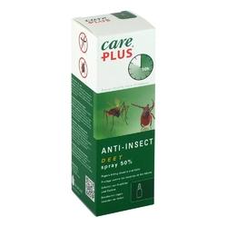 Care plus ochrona przed owadami 50 deet spray