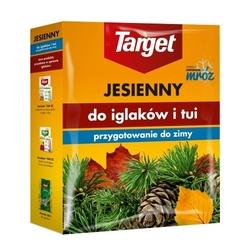 Nawóz do iglaków i tui –jesienny – 1 kg target