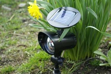 Lampa solarna, reflektor solarny led, zestaw 3 szt.
