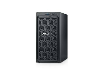 Dell T140 E-2124 8GB 1x1TB H330 DVDRW 3Y