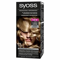 Syoss Color, farba do włosów, 8-6 jasny blond