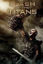 Clash of the titans medusa head - plakat
