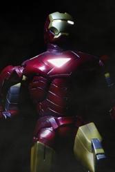 Iron man 2 mark vi - plakat wymiar do wyboru: 30x40 cm