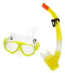 Zestaw do nurkowania fluent 4211 maska + fajka sn11 jr