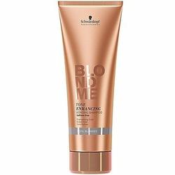 Schwarzkopf BlondMe Tone Enhancing, szampon do zimnych blondów bez siarczanów 250ml