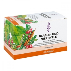 Blasen und nierentee herbata ziołowa na pęcherz i nerki