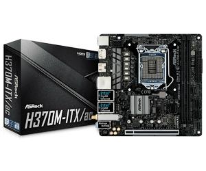 ASRock Płyta główna H370M-ITXAC s1151 2DDR4 USB3M.2HDMIDP mITX