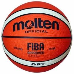MOLTEN Piłka Koszykowa BGR7-OI r. 7 FIBA Approved