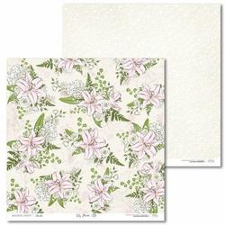 Papier do scrapbookingu Lily Flower 30,5x30,5cm 03 - 03