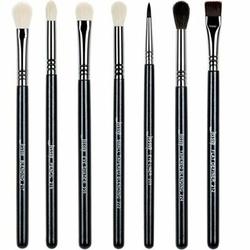 Jessup Pro Brushes Set zestaw pędzli do makijażu oczu 7 sztuk TO77