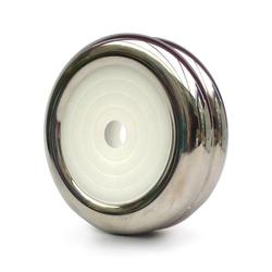 Sexshop - luksusowy masturbator - alpha one the ring  aluminium - online