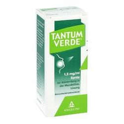 Tantum verde 1,5 mgml spr.z.anwend.i.d.mundhöhle