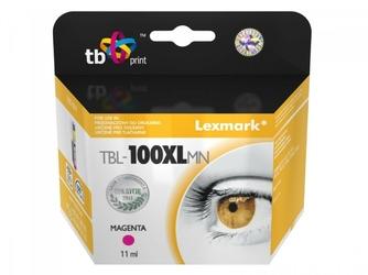 Tb print tusz do lexmark pro205 tbl-100xlmn ma 100 nowy
