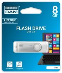 GOODRAM TWISTER 8GB USB 2.0 Biały