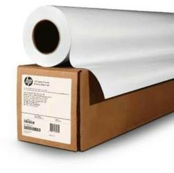 Hp everyday matte polypropylene, matt polipropylen, foto niepowlekany polipropylen, matowy, 3-in core, biały, role, 42quot, 1