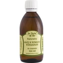 Olej z nasion winogron 100 ml do masażu