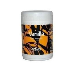 Kallos vanilla shine hair mask - maska nabłyszczająca do włosów suchych i matowych 275ml - 275ml