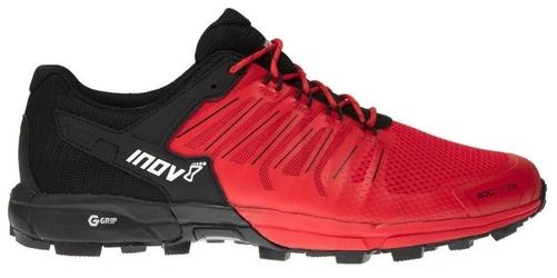 Buty inov-8 roclite g 275 czerwono-czarne męskie