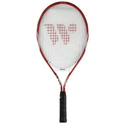 Rakieta do tenisa ziemnego wish 2406 czerwono - biała l00 25