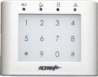 Klawiatura dotykowa ROPAM TK-3W - Szybka dostawa lub możliwość odbioru w 39 miastach