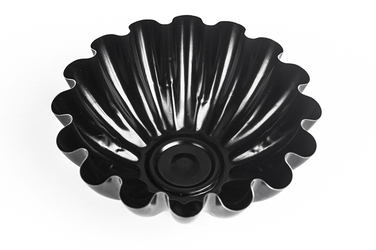 Snb foremka do babeczek czarna 9.5 cm mix wzorów