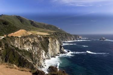 Fototapeta na ścianę wybrzeże klifowe oceanu fp 2053